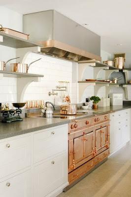 Wystrój wnętrz kuchnia