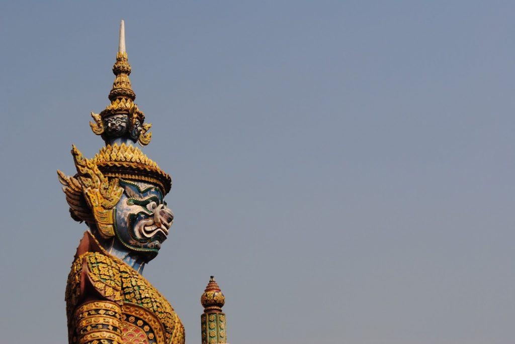 Tajlandia ideał piękna
