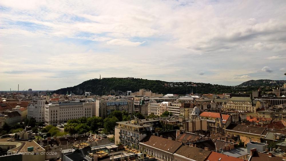 Budapeszt panorama miasta