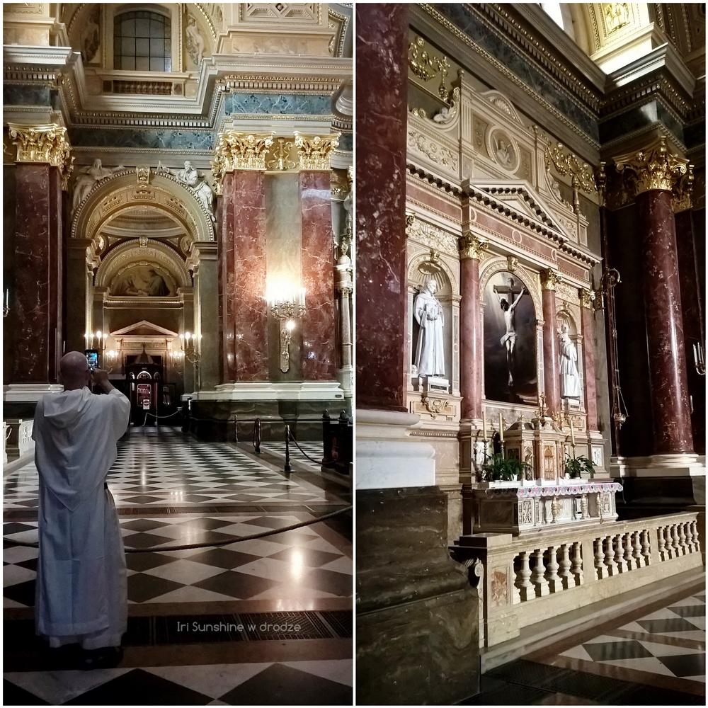 Budapeszt Bazylika św. Stefana